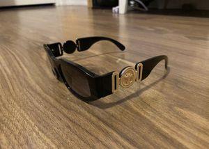 VE4361 Versace black and gold unisex sunglasses for Sale in Boca Raton, FL