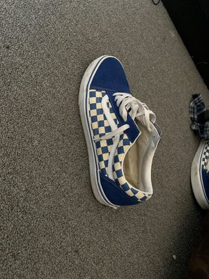 Blue vans for Sale in Greenville, SC