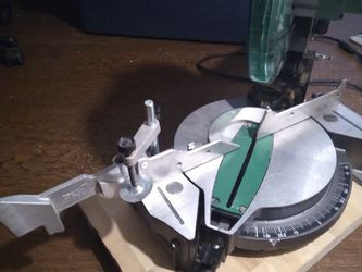 10inch Metabo Miter Saw for Sale in Pittsburgh,  PA