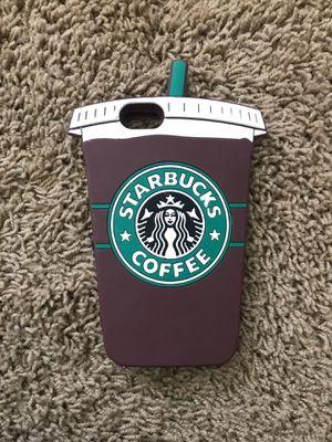 iPhone 6, 6s, 7 Starbucks case for Sale in Queen Creek, AZ