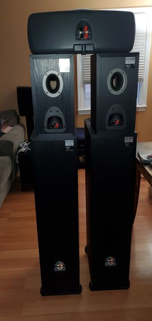 Klipsch 5.1 speaker setup for Sale in Staten Island, NY
