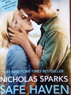 Book: Safe Heaven by Nicholas Sparks for Sale in North Bethesda, MD
