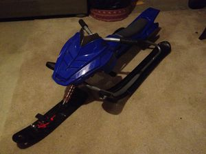 TEC 4 KiDS snowmobile snow sled for Sale in Tewksbury, MA