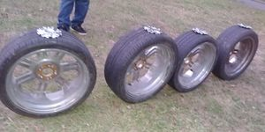 20 in rims for Sale in Columbus, OH
