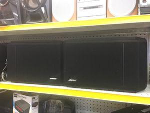 Bose 301 direct reflecting bookshelf speakers - pair for Sale in Orlando, FL