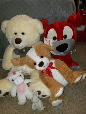 Stuffed animals for Sale in Plymouth, MN