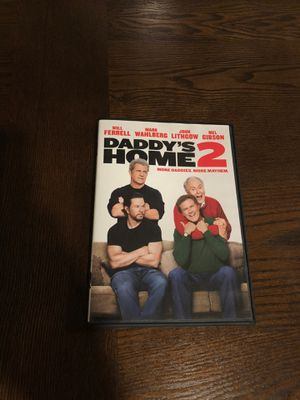 Daddy's Home 2 DVD for Sale in Morrisville, NC