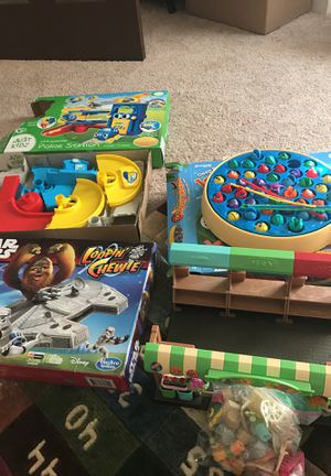 Used toys $10 each for Sale in Charlotte, NC