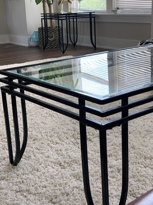 Coffee table set for Sale in Sterling, VA