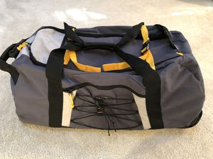 Olympic Rolling Duffle Bag for Sale in Sammamish, WA