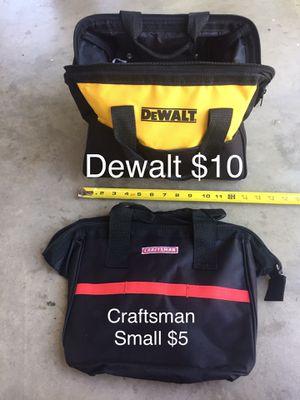 Dewalt Bag Craftsman Bag. (43rd ave/Bethany) for Sale in Glendale, AZ