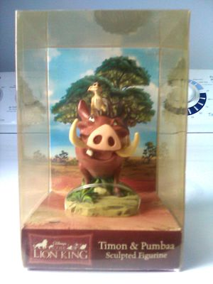 Timon&Pumaa sculpted figurine for Sale in Raleigh, NC