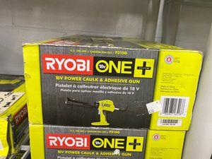 Ryobi 18V Power Caulk & Adhesive Gun (tool only) for Sale in Corona, CA