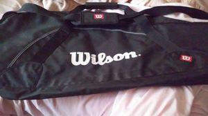 Wilson Racket Ball or tennis case for Sale in Lindenhurst, NY