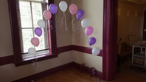 String of pearls balloon arch for Sale in Canal Winchester, OH
