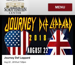 ** Discounted Journey tickets*** for Sale in Columbus, OH