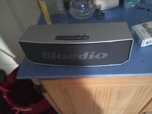 Bluedio bluetooth speaker for Sale in Charleston, SC