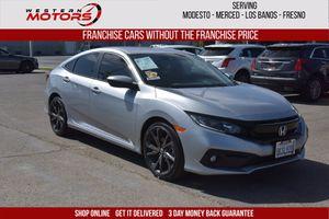 2019 Honda Civic Sedan for Sale in Los Banos, CA