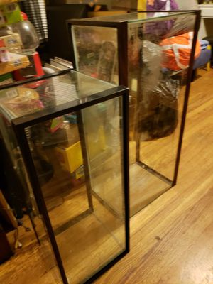 Fish tanks 30 gallon or 20 gallon for Sale in Boston, MA