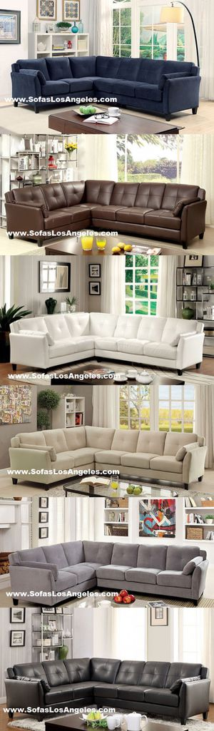 Sofas sectionals couches/No Credit Check No Credit Needed Apply Today for Sale in Downey, CA
