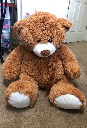 Oversized Teddy Bear for Sale in Fowler, CA