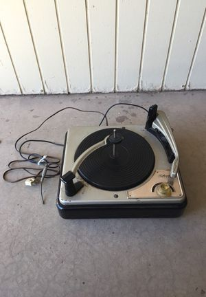 Vintage Record Player for Sale in Tempe, AZ