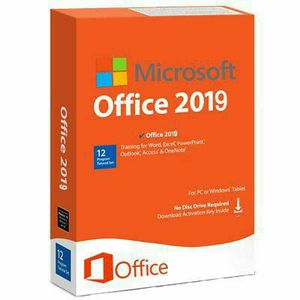 Microsoft Office 2019 Disk For PC and Mac for Sale in Miami, FL