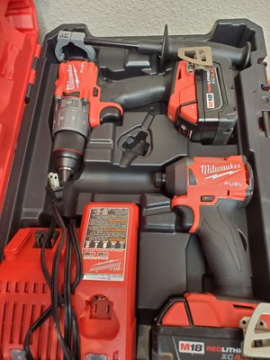 BRAND NEW MILWAUKEE FUEL kit only 240$!!! for Sale in Fort Worth, TX