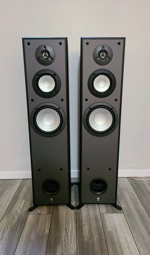 YAMAHA NS-7390 Tower Speakers for Sale in Denver, CO