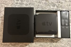Apple TV 4th generation for Sale in Durham, NC