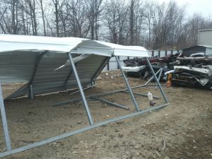 Carport frame shed frame for Sale in Cleveland, OH