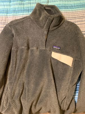 Grey Patagonia Quarter Zip for Sale in Westerville, OH