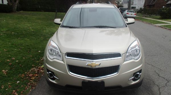 2014 CHEVROLET EQUINOX SUV|86,951 MilesGOLD Exterior LEATHER Interior | 6 Cyl. |Automatic Transmission