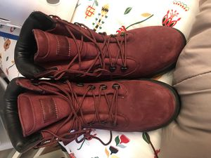 Timberlands boots size 9 1/2 men's for Sale in San Diego, CA