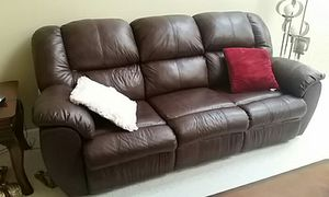 3-2-1 Leather Recliners for Sale in Fairfax, VA