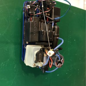 Traxxas .15 Engine And Chassis for Sale in New Windsor, MD