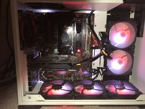 Mid-High Custom Gaming Pc for Sale in Ford, KY