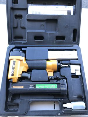 Bostitch Finish Nail Gun for Sale in Simpsonville, SC