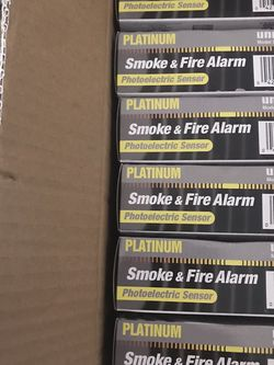 Six New smoke and fire alarm for Sale in Pompano Beach,  FL