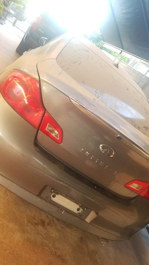 Parting out 2011 Infiniti g25 g35 g37 for Sale in Long Beach, CA