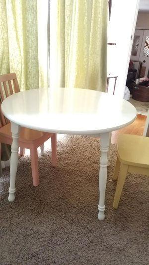 Children's table for Sale in Hyattsville, MD