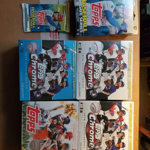 Topps Baseball Cards for Sale in Rancho Cucamonga, CA