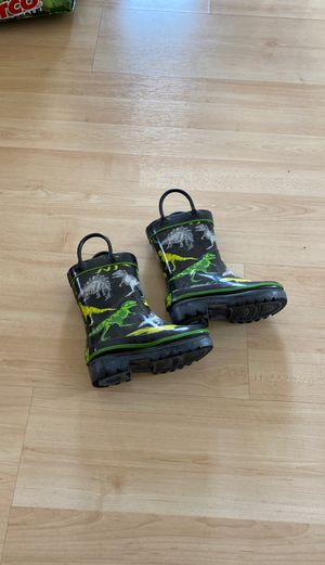Rain Boots - size 5/6 for Sale in Fontana, CA