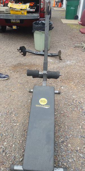 Workout bench for Sale in Perkasie, PA