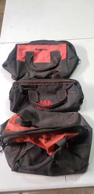 SNAP ON----MAC--- TOOL BAGS for Sale in Fresno, CA
