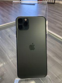 iPhone 11 Pro Max Green 64gb Unlocked for Sale in Ontario,  CA