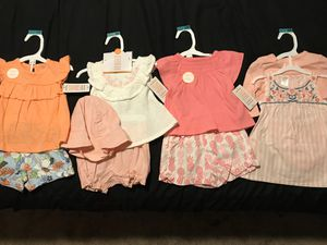 Baby clothes 30$ brand new tags 🏷 for Sale in Cape Coral, FL