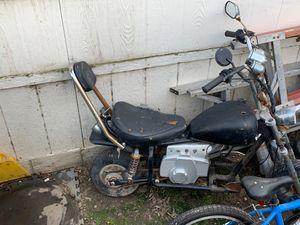 Pit bike for proyect 4x100 toyota o honda for Sale in San Bernardino, CA