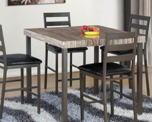 5pcs Dining Table Set for Sale in Norwalk,  CA