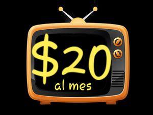 No contratos🙂, mes a mes!!! $20 for Sale in Los Angeles, CA